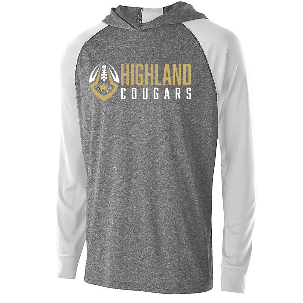 Highland Football Echo Light Weight Hoodie