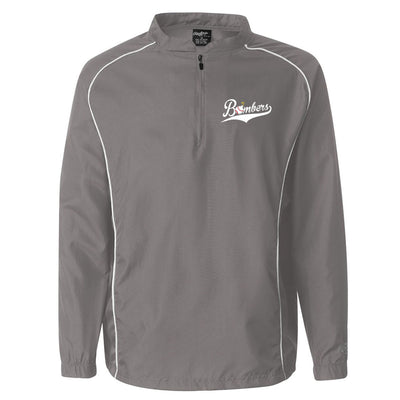 Quincy Bombers Rawlings Pullover