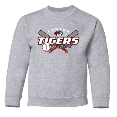 Canton Baseball Youth Sweatshirt