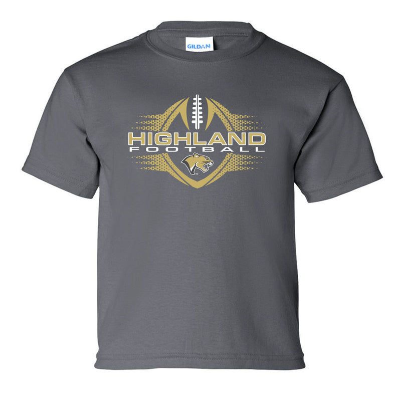 Highland Football Youth Tee