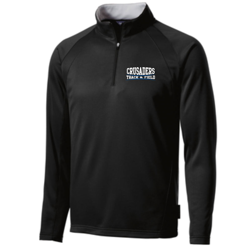 Holy Trinity Track & Field Fleece Lined 1/4 Zip