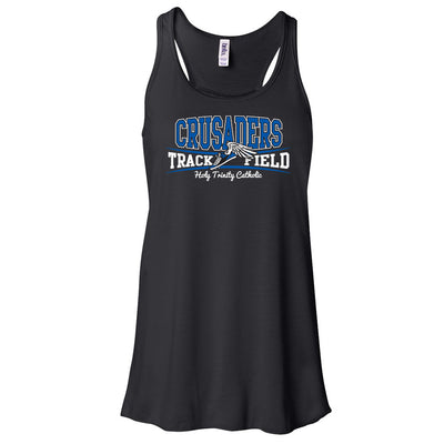 Holy Trinity Track & Field Ladies Flowy Tank