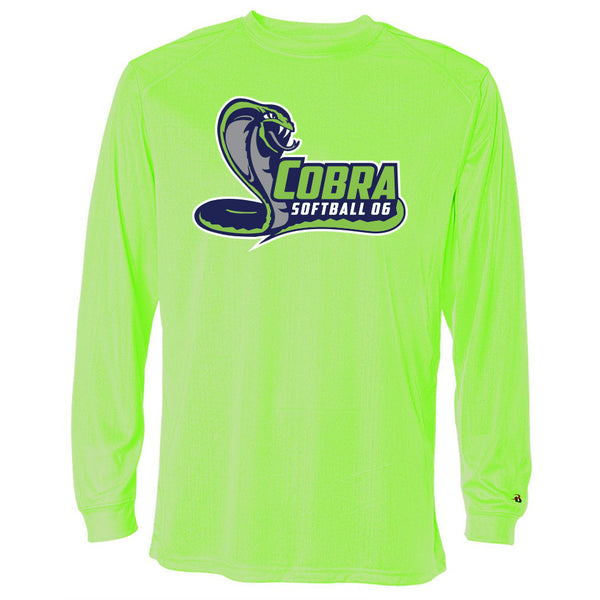 Cobra 06 Softball Drift Long Sleeve