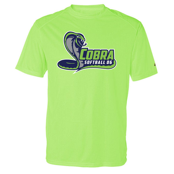 Cobra 06 Softball Drifit Tee