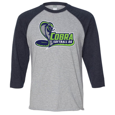Cobra 06 Softball Baseball Tee