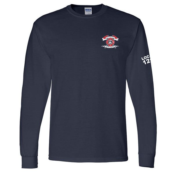 Hannibal Fire Department Softstyle Long Sleeve