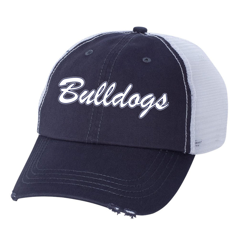 Bulldogs Raglan Hat
