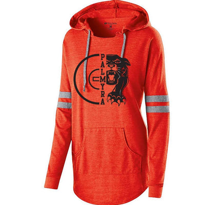 Palmyra Wrestling Ladies Hooded Pullover