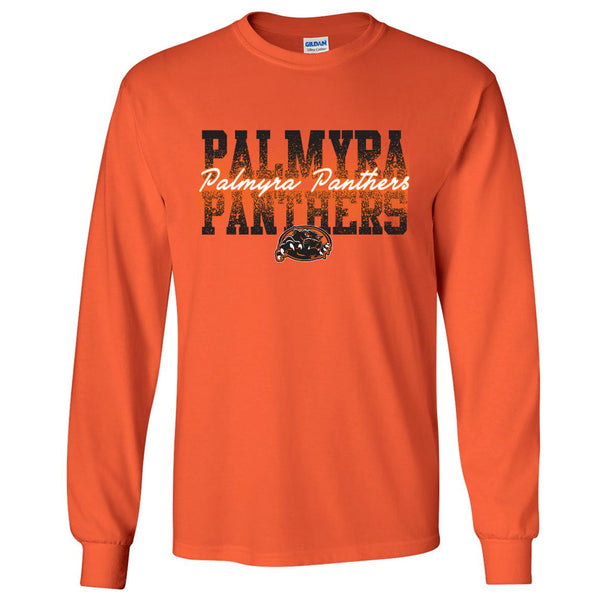 Palmyra Panthers Long Sleeve T-Shirt