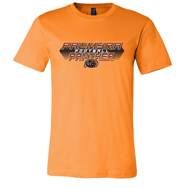 Palmyra Football Softstyle Tee