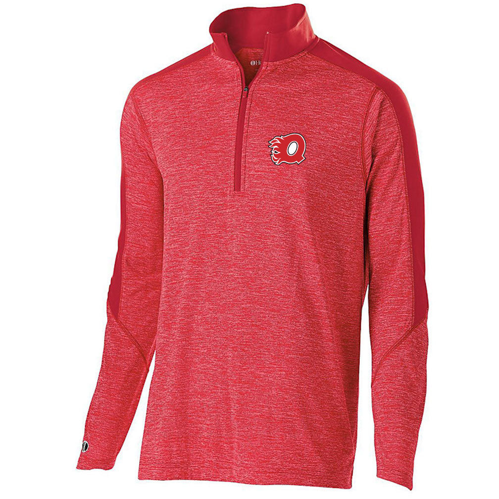 Q-City Heat Electrify 1/4 Zip