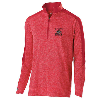 Hannibal Youth Wrestling Electrify Light Weight 1/4 Zip