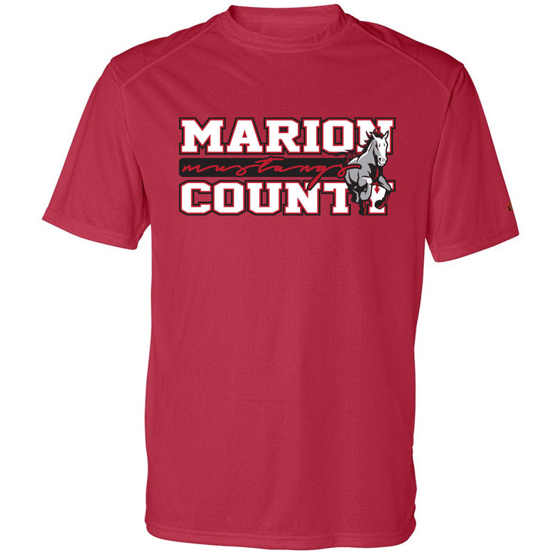 Marion County Fall 19 Drifit Tee
