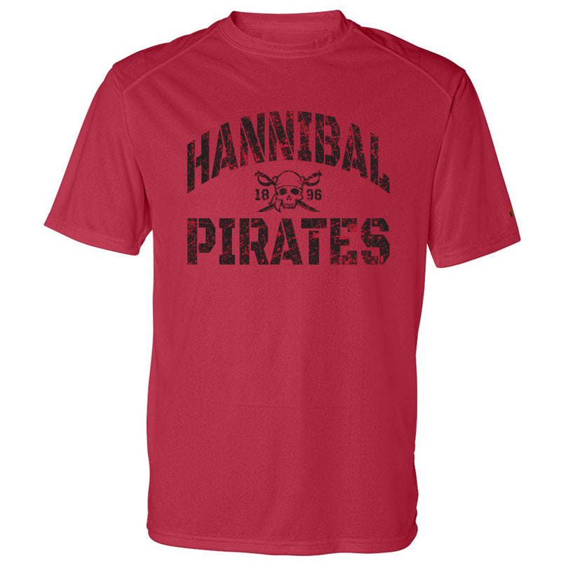 Hannibal Pirates Drifit Tee