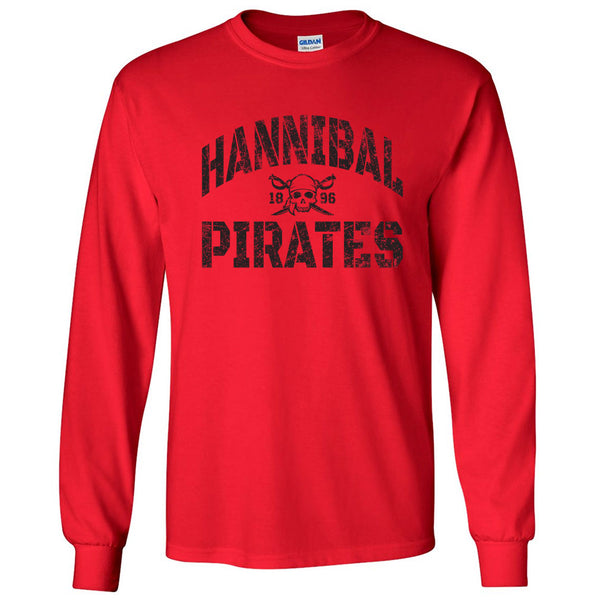 Hannibal Pirates Long Sleeve T-Shirt