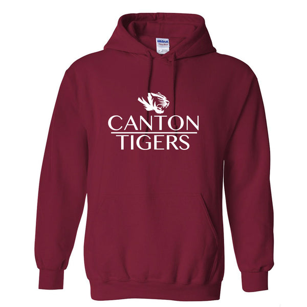 Canton Hoodie Stack Tiger
