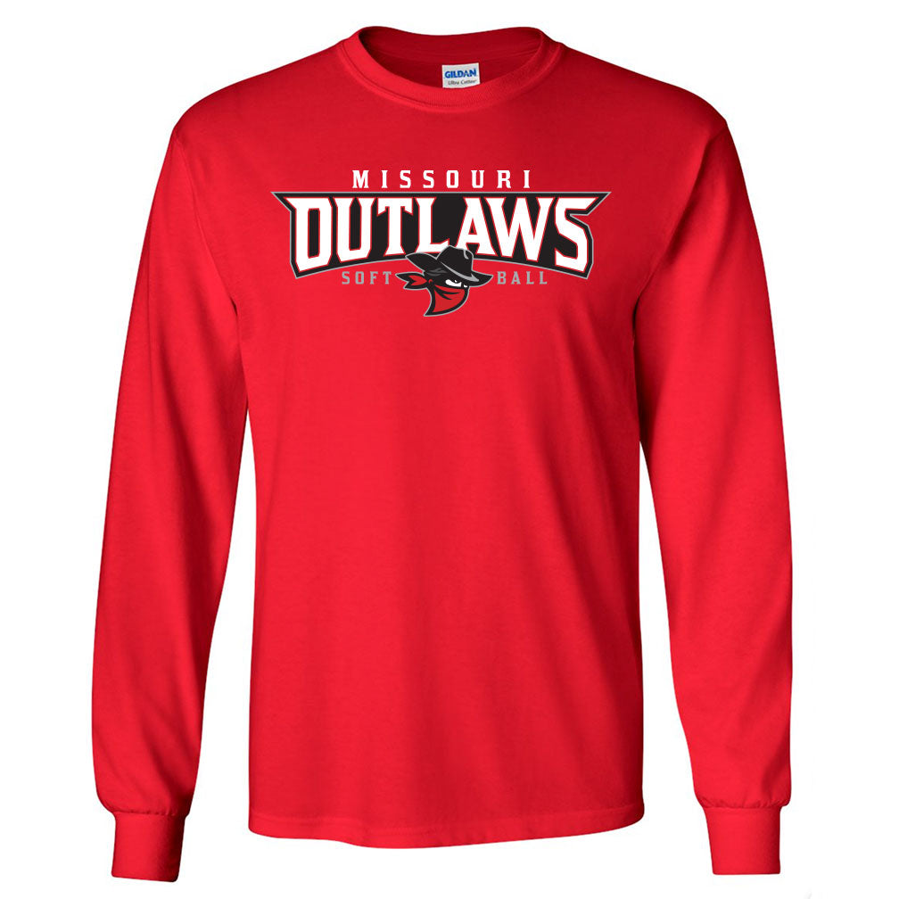 Outlaws Long Sleeve