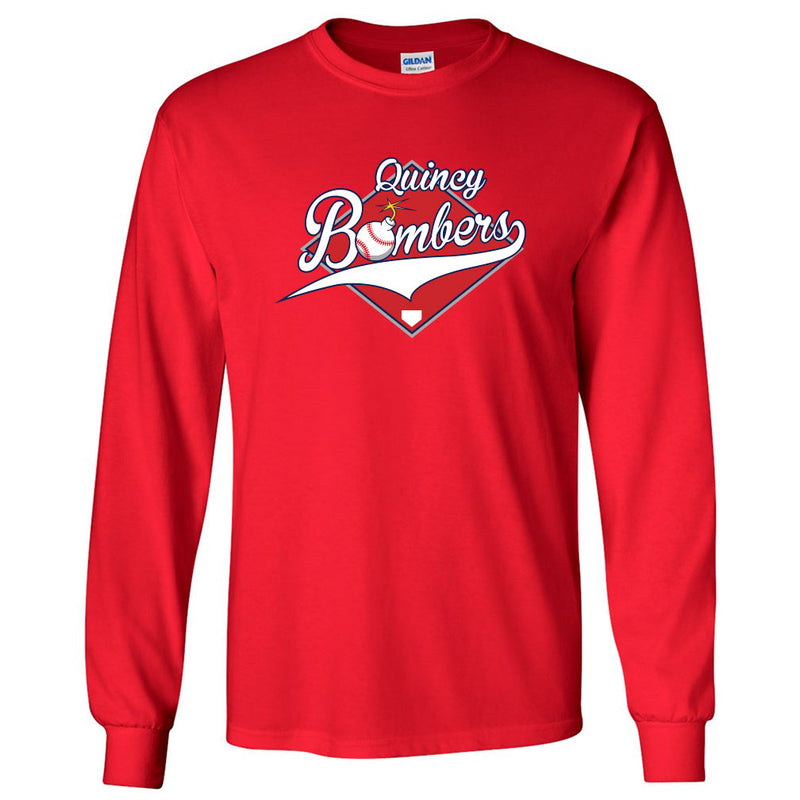 Quincy Bombers Long Sleeve