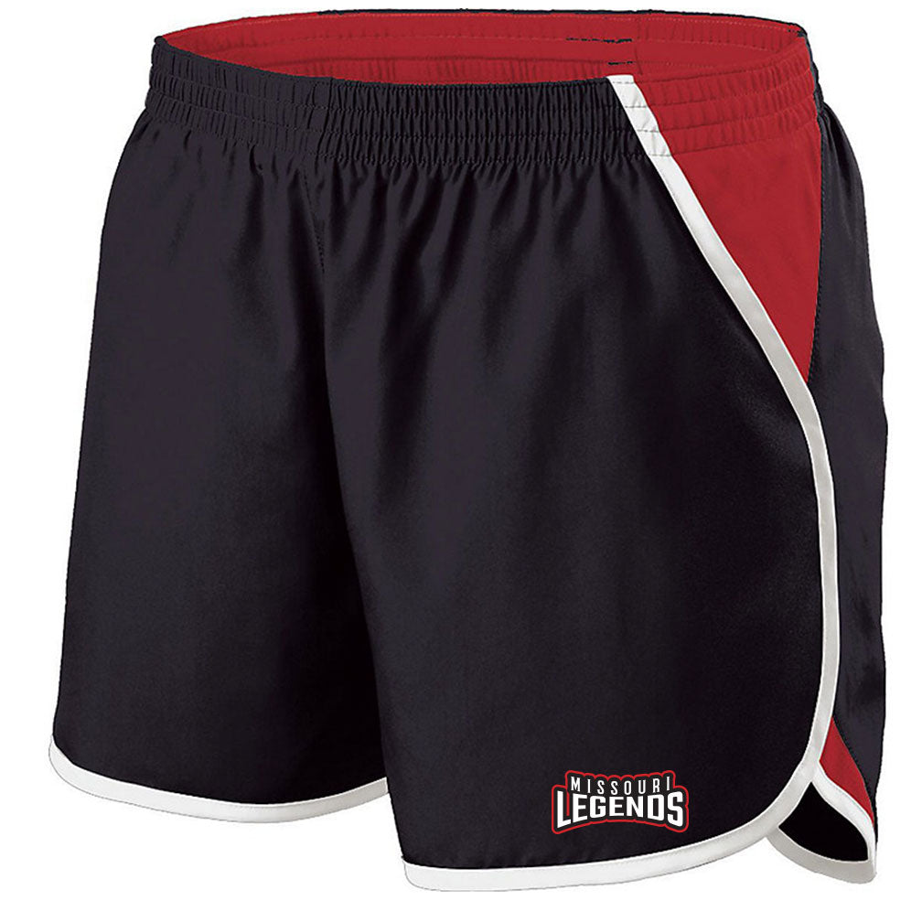 Missouri Legends Ladies Energizer Shorts