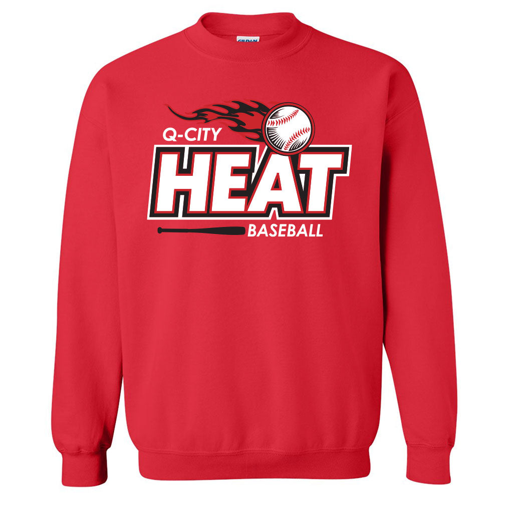 Q-City Heat Sweatshirt