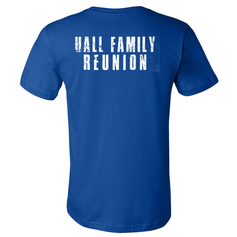 Hall Family Reunion Royal Tee