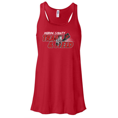 Marion County Spring 2019 Ladies Flowy Tank