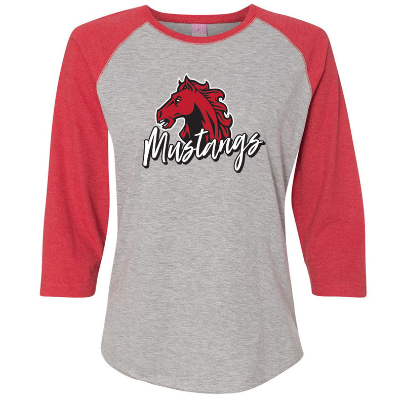 Marion County Spring 2019 Ladies Baseball Tee
