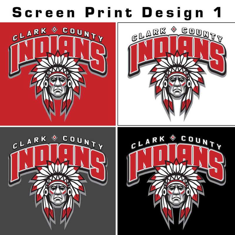 Clark County Indians T-Shirt
