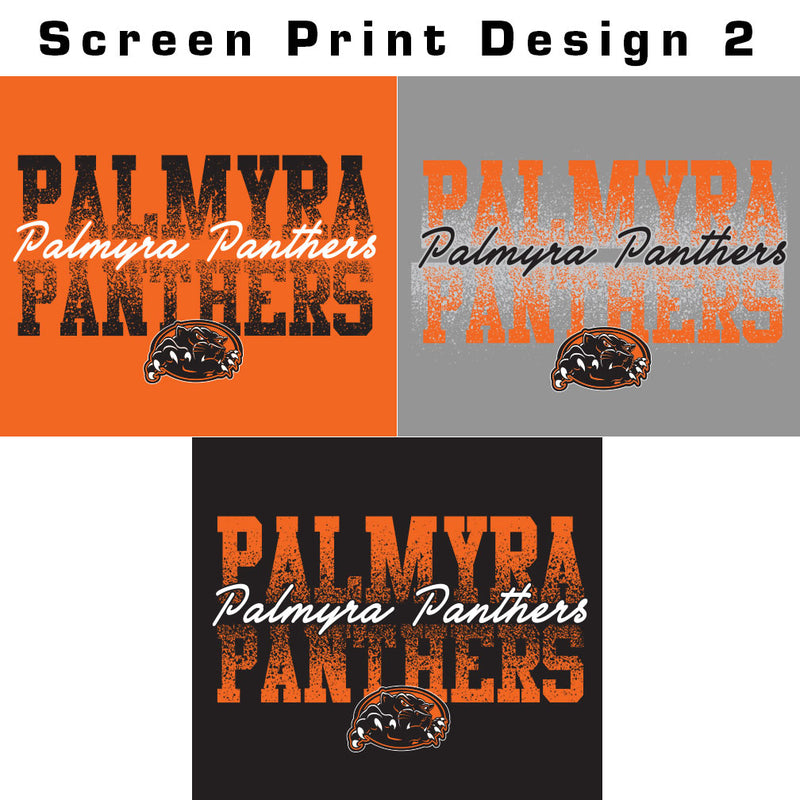 Palmyra Panthers Ladies Flowy Tank