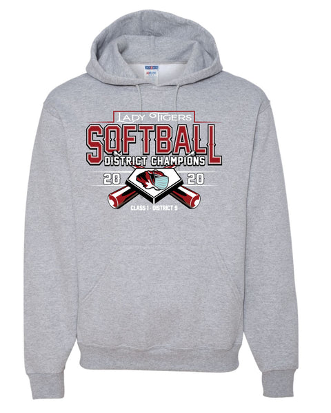 District Champs Softball Hoodie 2020