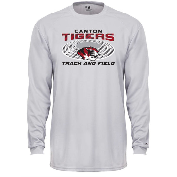 Canton Track & Field Youth Drifit Long Sleeve
