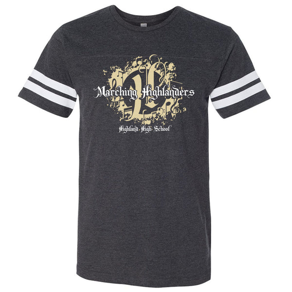 Marching Highlanders '19 Vintage Tee