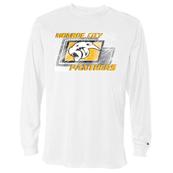 Monroe City Drifit Long Sleeve T-Shirt