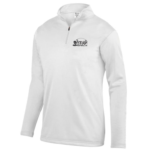Cobras 04 Fleece Lined 1/4 Zip
