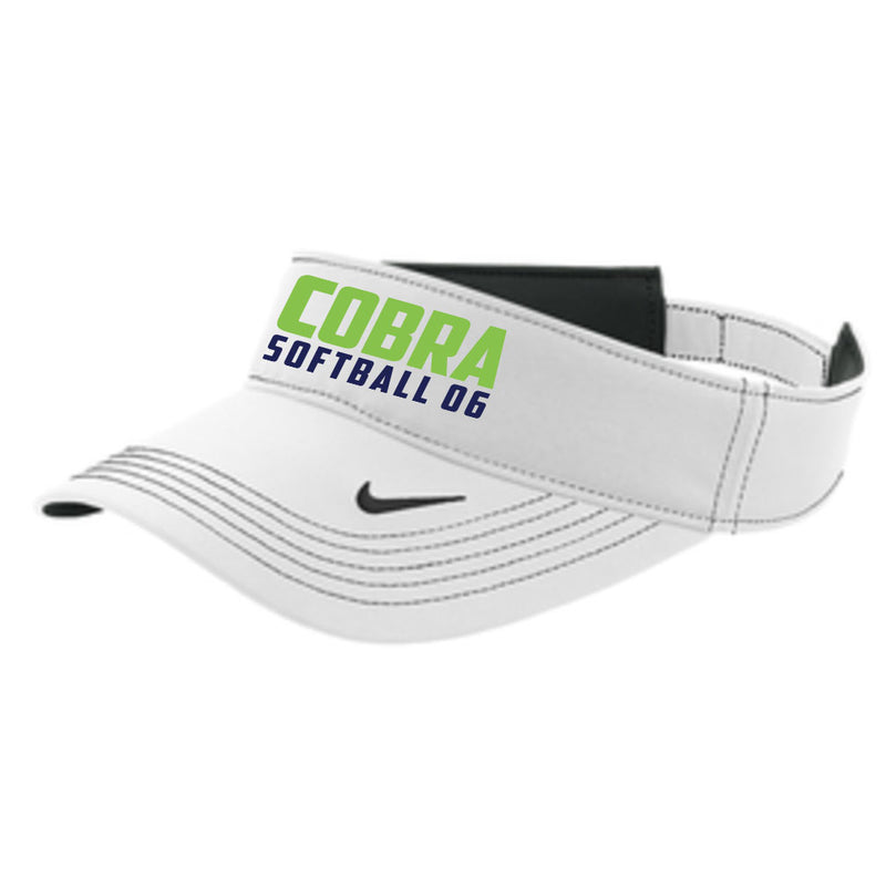 Cobra 06 Softball Nike Visor