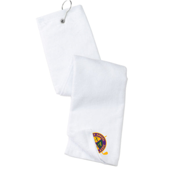 Lambda Chi Golf Towel