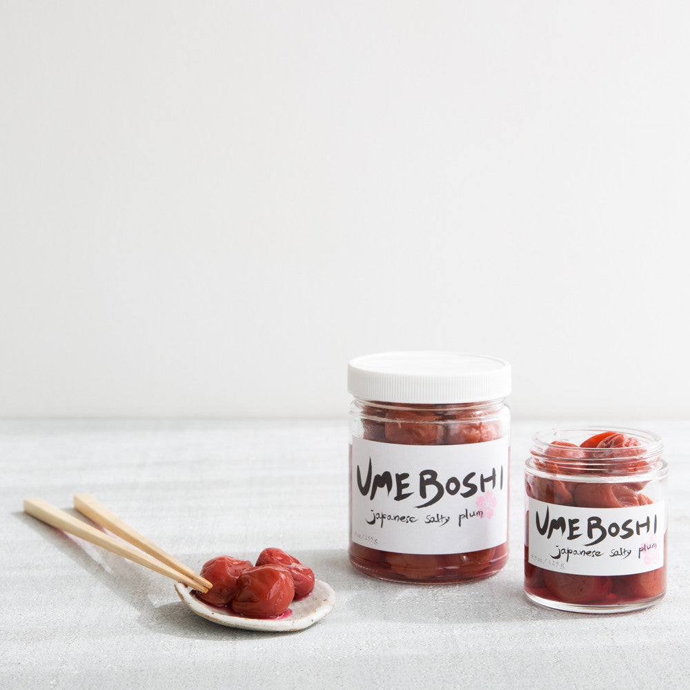 Umeboshi Plum – japanese salty plums
