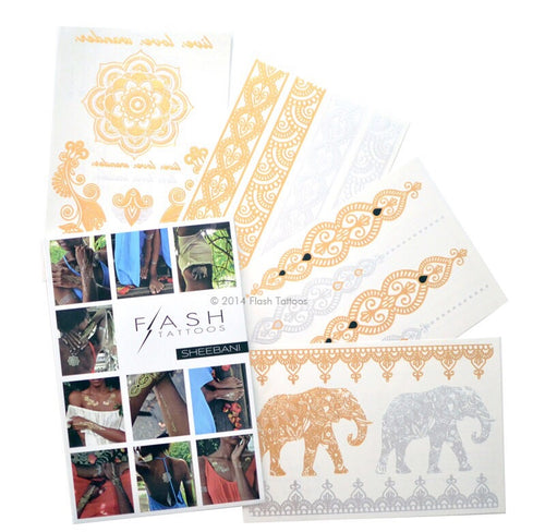 Flash Tattoos Sheebani
