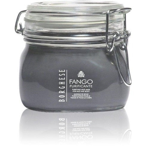 Borghese Fango Purificante Purifying Mud Mask for Face and Body