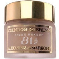 Alexandra de Markoff Countess Isserlyn CREME Makeup