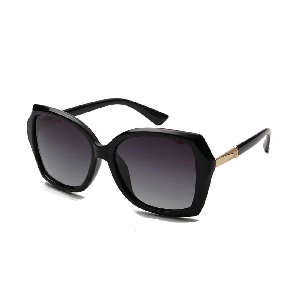 SHANNON | SHIVEDA 87007-C1 - Women Square Oversize Sunglasses - Cramilo Eyewear - Stylish Trendy Affordable Sunglasses Clear Glasses Eye Wear Fashion