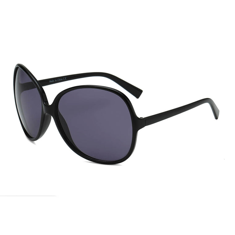 ANETA | E29 - Women Oversize Butterfly Sunglasses - Cramilo Eyewear - Stylish Trendy Affordable Sunglasses Clear Glasses Eye Wear Fashion