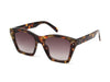 Demopolis | S1151 - Women Square Retro Cat Eye Fashion Sunglasses