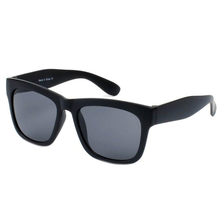 DENTON | PE01 - Polarized Square Sunglasses - Cramilo Eyewear - Stylish Trendy Affordable Sunglasses Clear Glasses Eye Wear Fashion