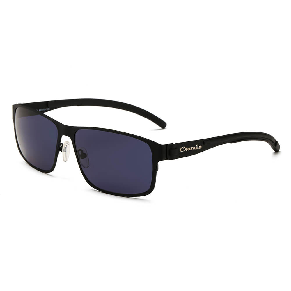 AVON | S4005 - Sports Unisex Rectangle Square Sunglasses - Cramilo Eyewear