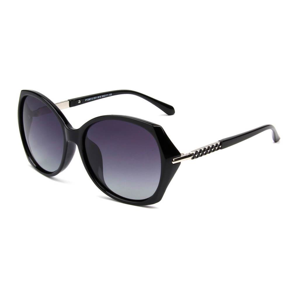 PENSACOLA | SHIVEDA PT28013 - Women Polarized Oversize Fashion Sunglasses - Cramilo Eyewear - Stylish Trendy Affordable Sunglasses Clear Glasses Eye Wear Fashion