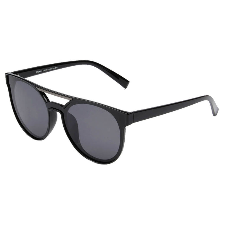 ZAGREB | SHIVEDA PT28041 - Round Polarized Fashion Sunglasses - Cramilo Eyewear - Stylish Trendy Affordable Sunglasses Clear Glasses Eye Wear Fashion