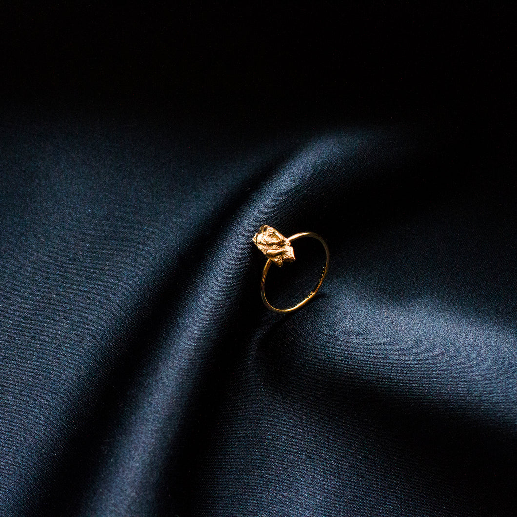 Zero Waste Ring Gold