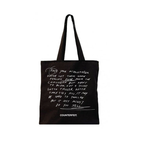1144 Single Launch Tote Bag *Limited to 100*