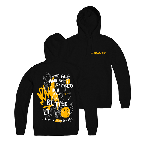 It Gets Better Black Hoody